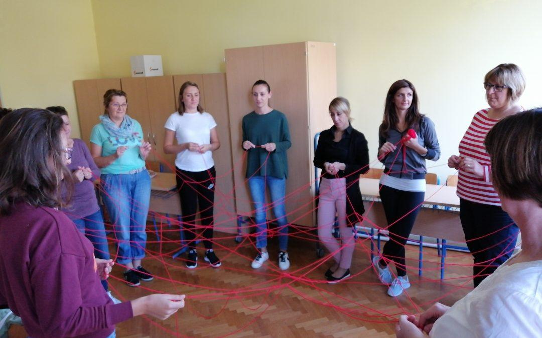 Održane edukacije Programa osposobljavanja za obavljanje poslova pomoćnika u nastavi u radu s učenicima s teškoćama